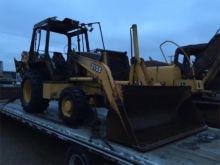 DEERE 310E Backhoe loader