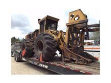 2008 TIGERCAT 718E Feller bunch