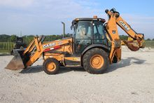 2012 CASE 580SM Backhoe loader