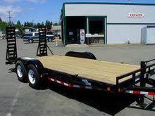 2016 Load Trail 83x24 14k Car h