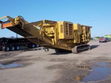 2012 SCREEN MACHINE JHT Crusher
