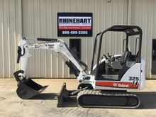 2011 BOBCAT 325 Mini excavators