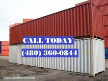 40ft Standard Sea Container CAR