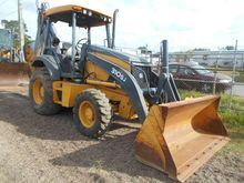 2008 DEERE 310J Backhoe loader