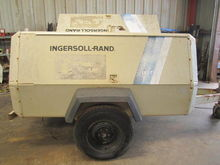 1991 INGERSOLL-RAND 165 CFM Air