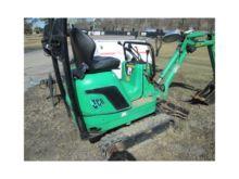 2007 JCB 8008 Excavators