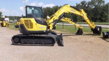 2016 YANMAR SV100-2 Excavators