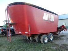 Jaylor 31000 Feed mixers