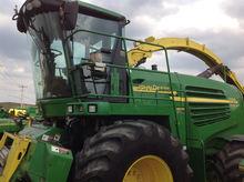 2007 John Deere 7700 Harvesters
