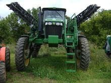 2009 John Deere 4830 Sprayer