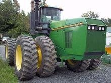 1996 John Deere 8570 Tractors