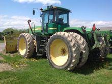 2003 John Deere 9120 Tractors