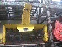John Deere 38 Snow removal equi