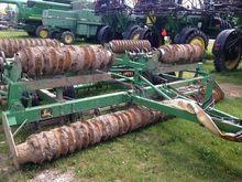 1997 John Deere 970 Harvesting