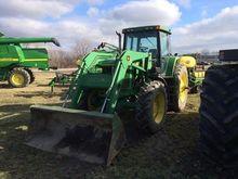 1995 John Deere 7800 Tractors
