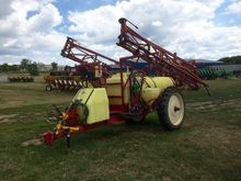 2008 Hardi NAV550 Sprayer