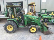 2000 John Deere 4200 Tractors