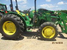 John Deere 5065E Tractors