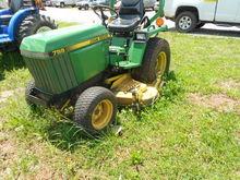 1998 John Deere 755 Tractors