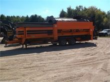 2011 DOPPSTADT SM720 Screeners