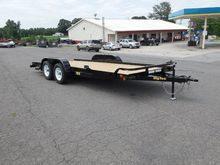 2016 Big Tex Trailers 18 CH Car