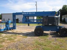 2006 GENIE Z60/34 Articulated b