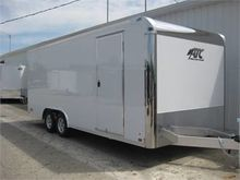 2017 ATC Trailer Car hauler