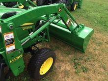 2015 John Deere H130 Tractor lo