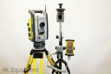 "TRIMBLE SPS610 5"" Robotic Total"