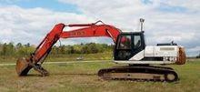 2008 LINK-BELT 210 X2 Excavator