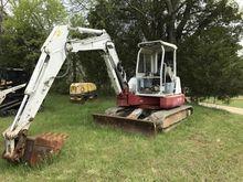 2006 TAKEUCHI TB153FR Excavator