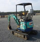 2008 IHI 15NX2 Mini excavators
