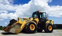 2010 KOMATSU WA480-6 Wheel load