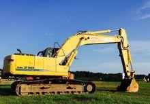 2008 KOBELCO SK210 LC Excavator