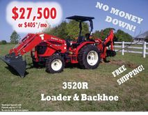 2016 BRANSON 3520R Tractors