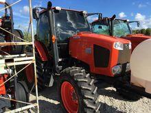 KUBOTA M126GXDTC Tractors