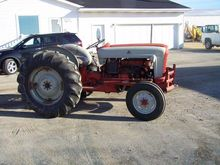 1961 FORD 861 Tractors
