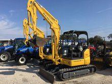 2016 New Holland E55Bx Excavato