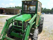2000 John Deere 4500 Tractors