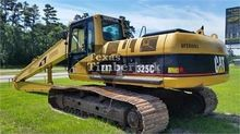 2005 CATERPILLAR 325CL Excavato