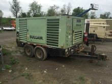 2008 SULLAIR 900H Air compresso