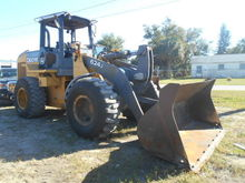2006 DEERE 624J Wheel loaders