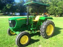 2012 JOHN DEERE 5055D Tractors