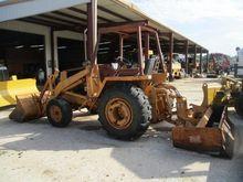 CASE 480F Skip loaders