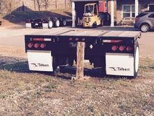 2013 TALBERT Axle attachment Do
