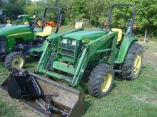 2000 John Deere 4700 Tractors