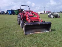 2004 Case Ih Dx55 Fwd Compact T