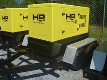 2012 HIPOWER HRYW50T6 Generator