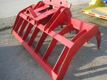 Used Attachment RAKE
