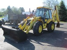 1992 JCB 215S Backhoe loader